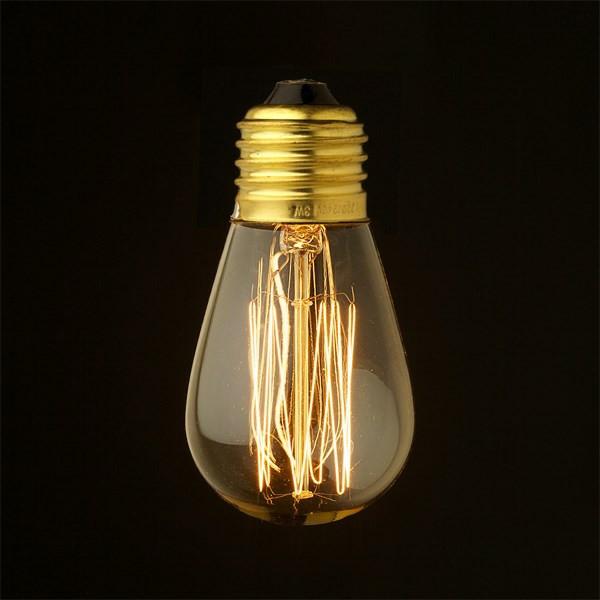 New Works Edison Antique Light Bulb pære