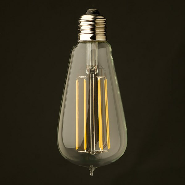 New Works LED Filament Light Bulb