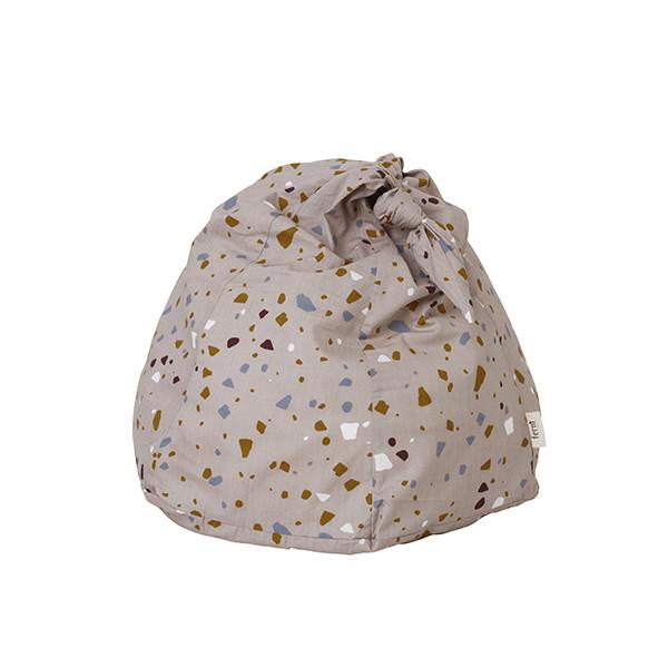 Ferm Living Knot Bean Bag, Sækkestol