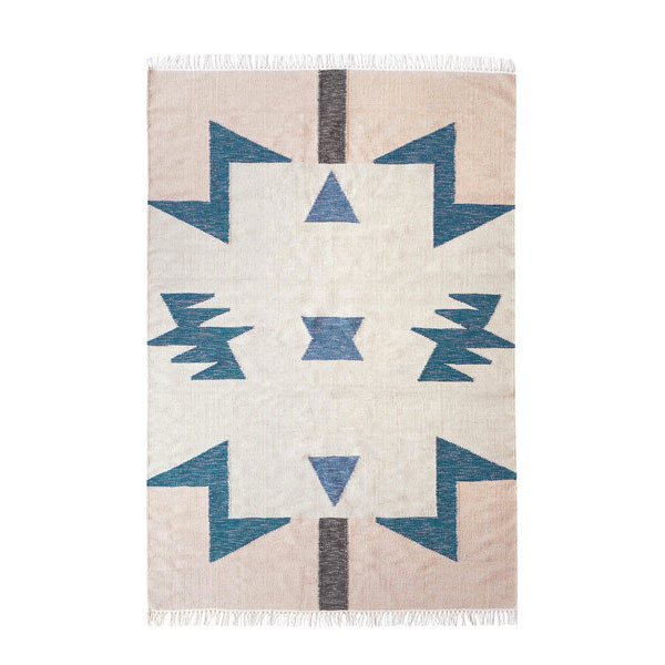 Ferm Living Kelim Rug, Large