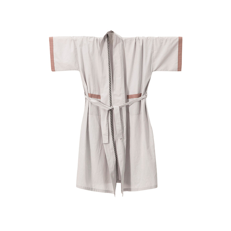 Ferm Living Bliss Kimono, Lysegrå