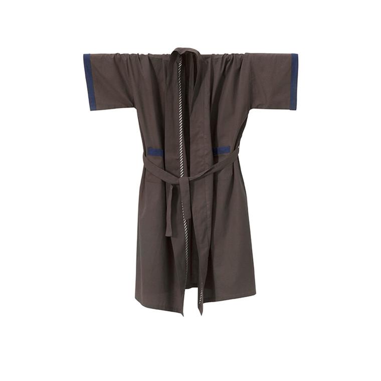 Ferm Living Bliss Kimono, Mørkegrå