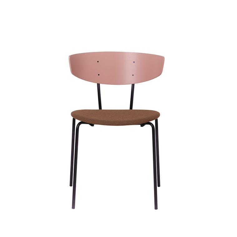 Ferm Living Herman-stol m/polstreret sæde