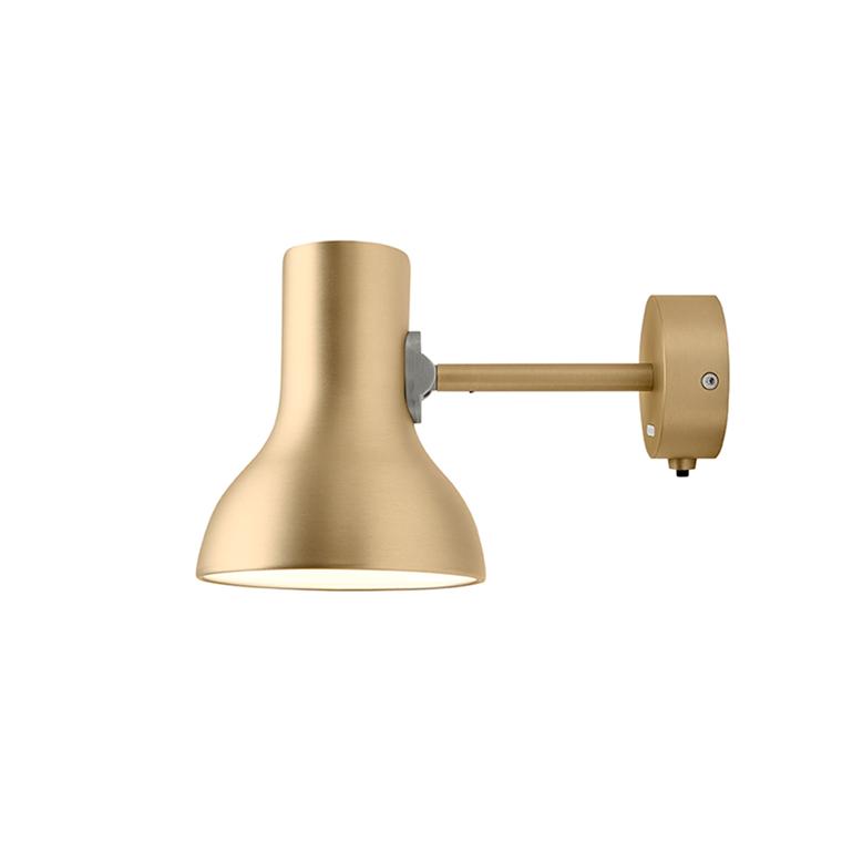 Anglepoise Type 75 ™ Mini Metallic væglampe