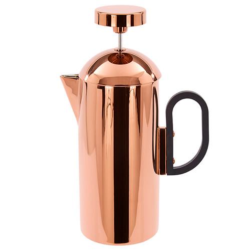 Tom Dixon Brew Cafetiere, stempelkande i kobber