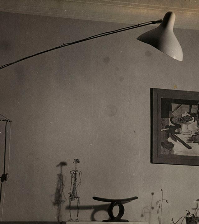 Schottlander Mantis BS2 væglampe
