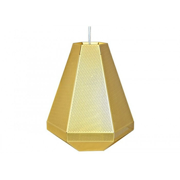 Tom Dixon Cell Tall Pendant pendel