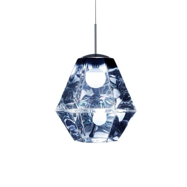Tom Dixon Tall Cut pendel, loftlampe