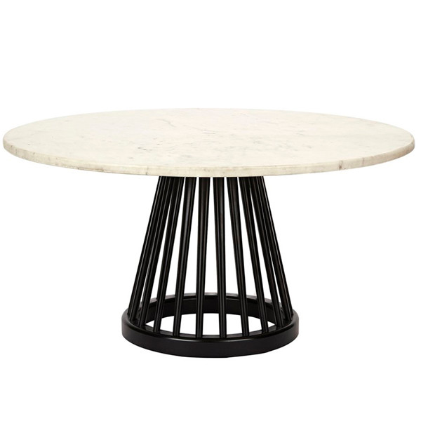 Tom Dixon Fan Table bord Ø 90cm