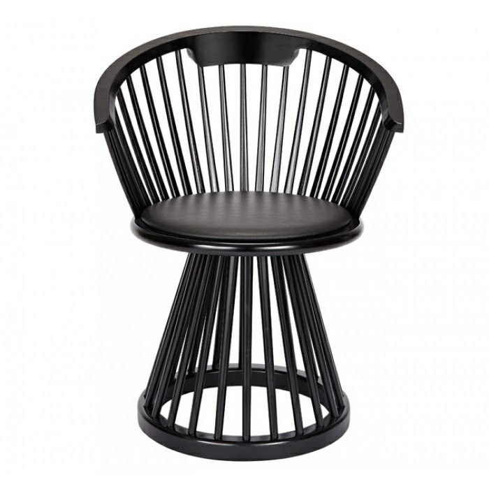 Tom Dixon Fan Dining Chair stol