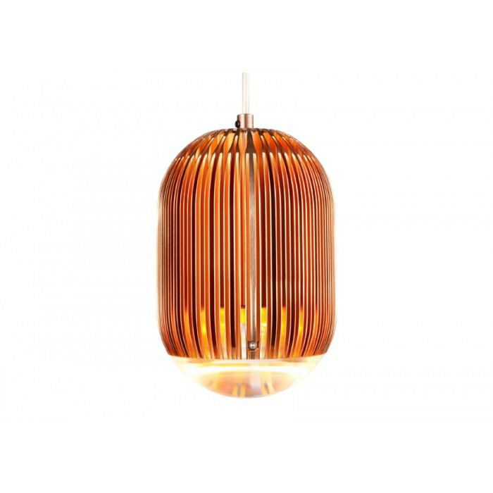 Tom Dixon Fin Light Obround pendel