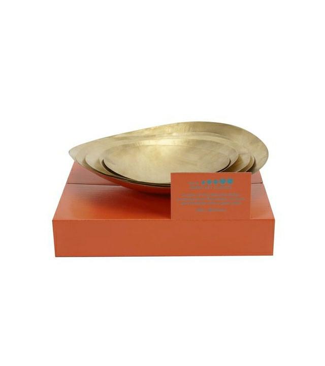 Tom Dixon Form Bowl Set, lille skålesæt
