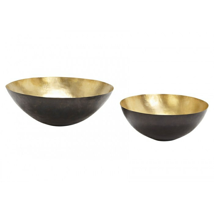 Tom Dixon Form Bowl, messing skåle