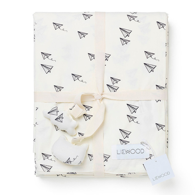 Liewood Paperplane baby & junior sengetøj