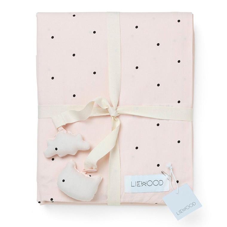 Liewood Classic Dot baby & junior sengetøj