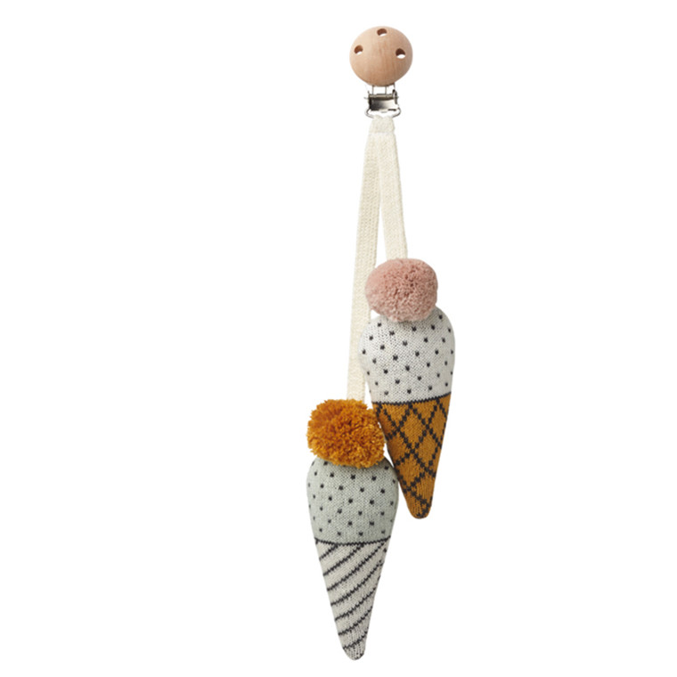 Liewood Pram Toy Ice, Barnevognsophæng