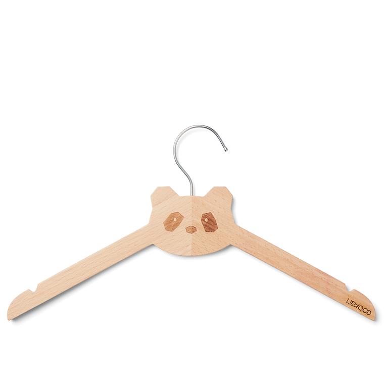 Liewood Ambrose Panda hangers i 3-pack