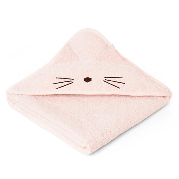 Liewood Augusta Cat håndklæde