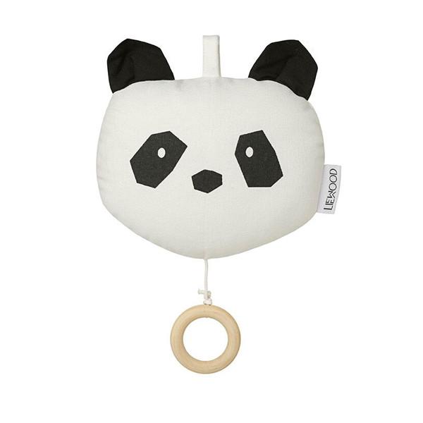 Liewood Music Mobile Panda, Creme De La Creme