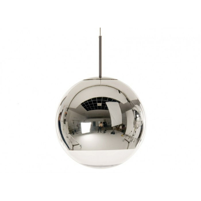 Tom Dixon Mirror Ball pendel 40cm