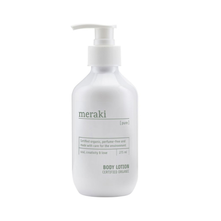 Meraki Body Lotion, Pure