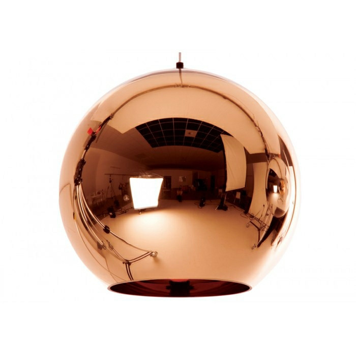 Tom Dixon Copper Shade pendel 45cm