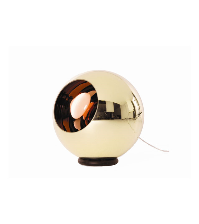 Tom Dixon Bronze Copper shade floor, gulvlampe