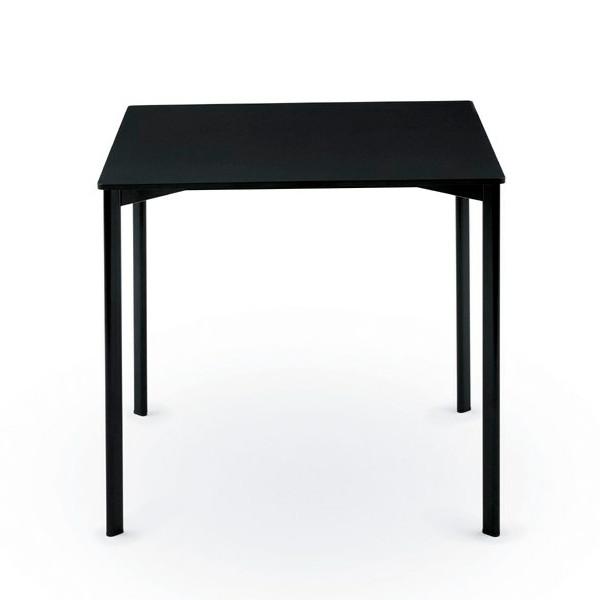 Magis Striped Tavolo kvadratisk bord, høj