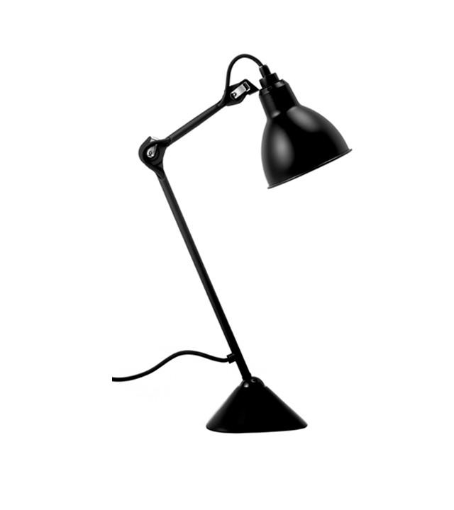 Lampe Gras N 205 bordlampe