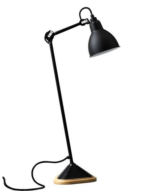 Lampe Gras N 206 bordlampe