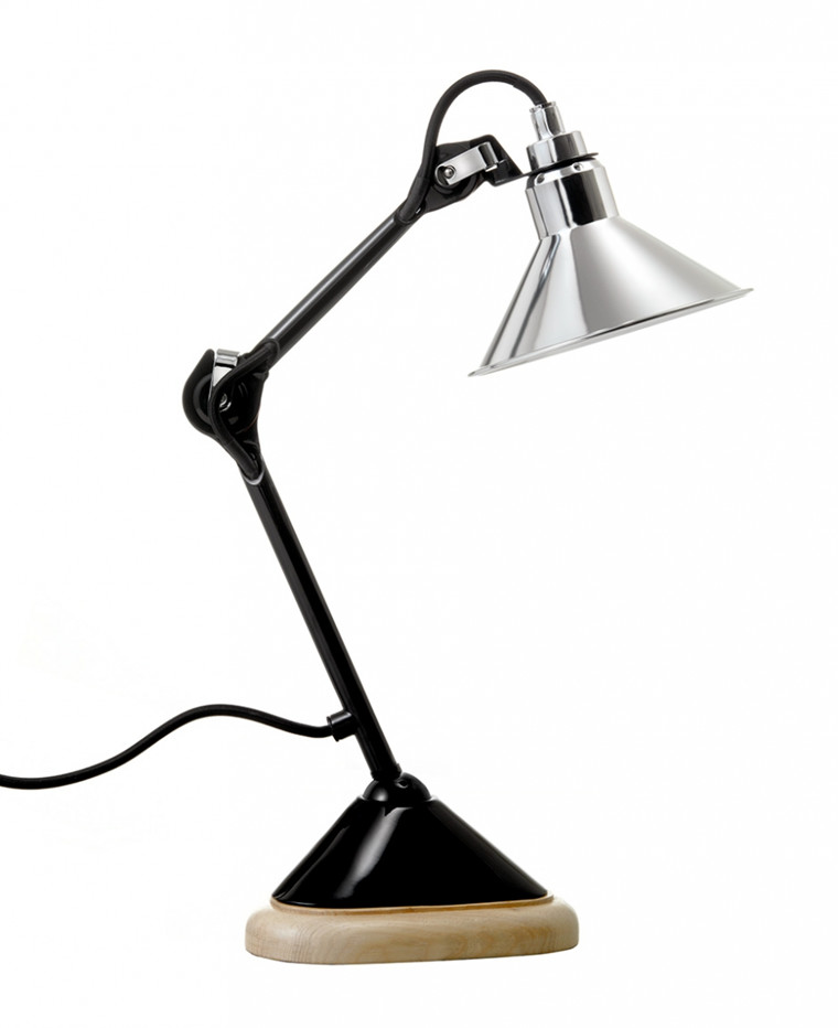 Lampe Gras N 207 bordlampe m/base