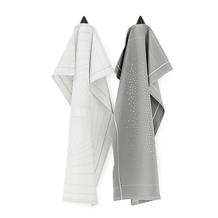 Normann Copenhagen Illusion Tea Towel Viskestykke