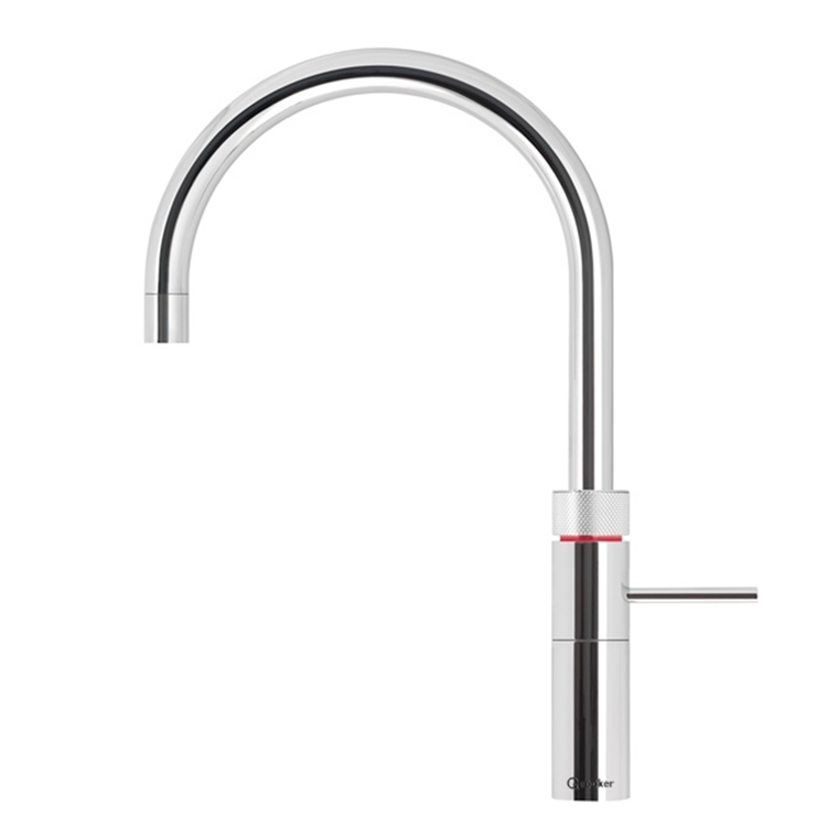 Quooker Fusion Round inkl. Combi+ beholder