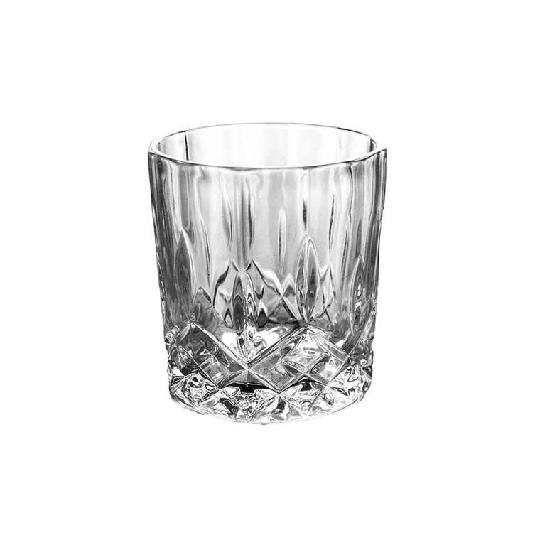 Cigzag Mille Lowball glas, 6 stk.