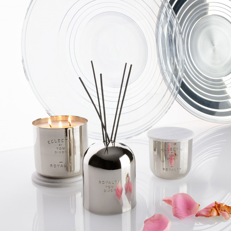 Tom Dixon Scented Candle Royalty, duftlys