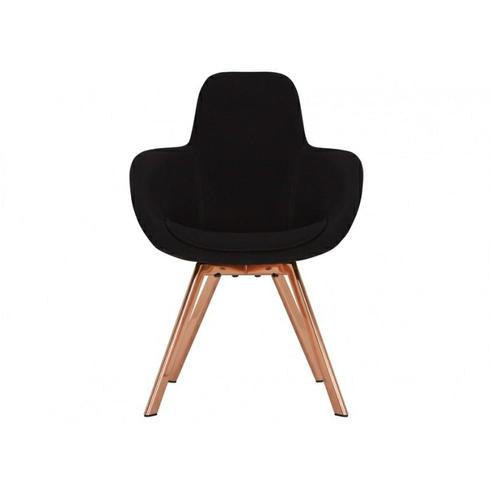 Tom Dixon Scoop High Copper stol