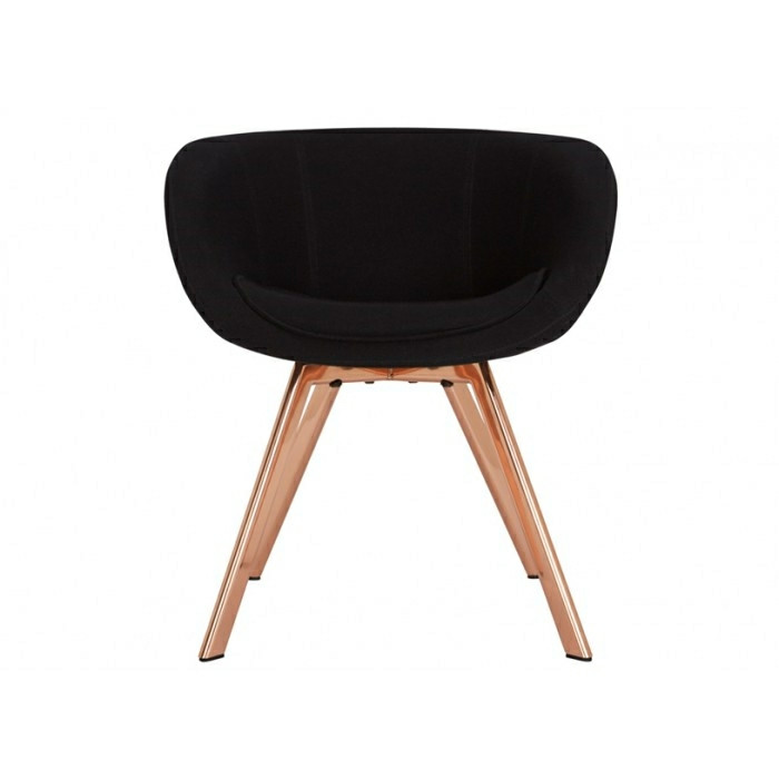 Tom Dixon Scoop Low Copper stol