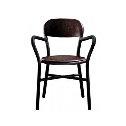 Magis Pipe Chair, stol med armlæn