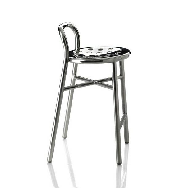 Magis Pipe Stool barstol, høj
