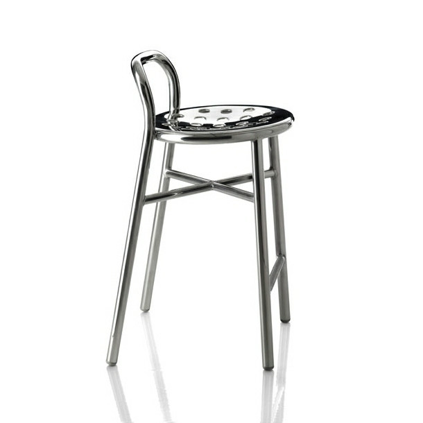 Magis Pipe Stool barstol, medium