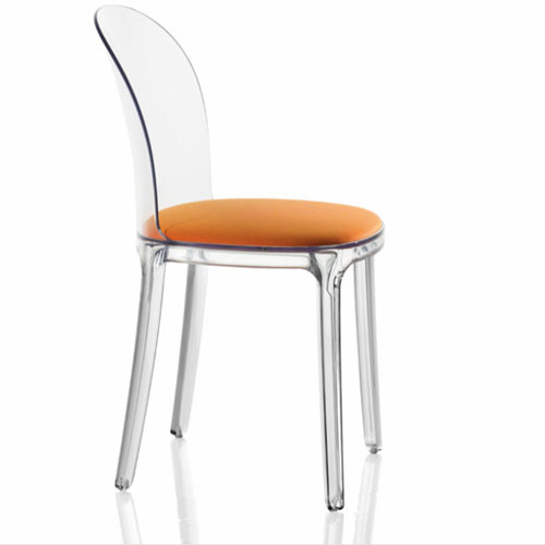 Magis Vanity Chair stol, trasparent