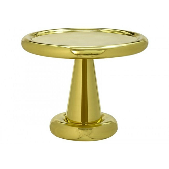 Tom Dixon Spun Table Short, bord