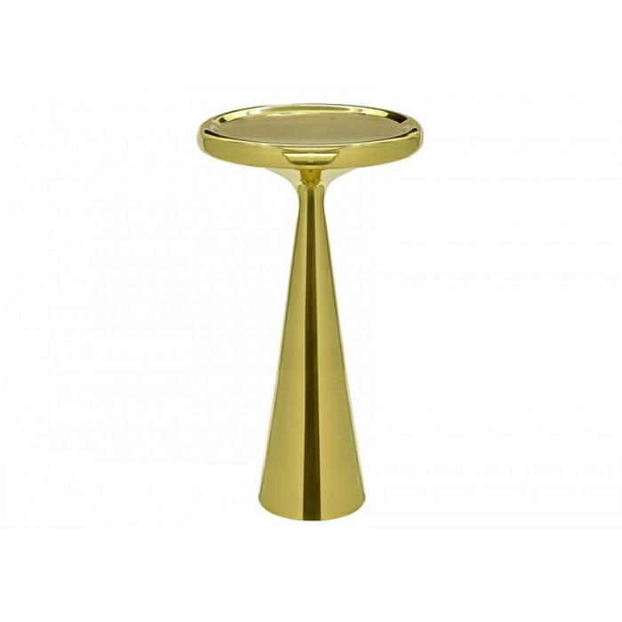 Tom Dixon Spun Tall Table, bord