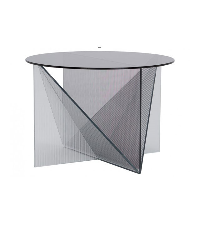 Tom Dixon Trace Glass Coffee Table sofabord