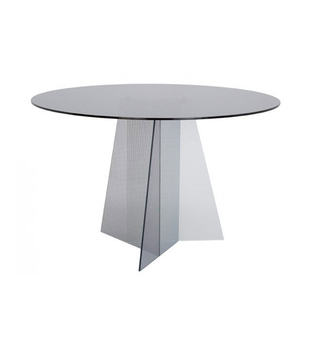 Tom Dixon Trace Glass Dining Table spisebord