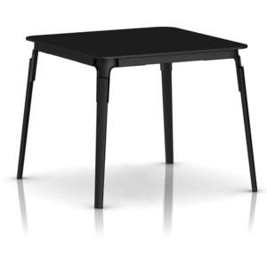 Magis Steelwood Table bord, kvadratisk lille