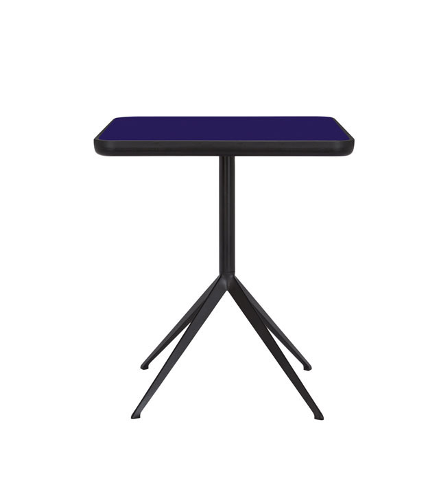 Tom Dixon Y Base with bounce enamel top bord, lille