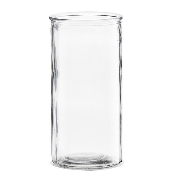 House Doctor Cylinder Vase, 20 cm.