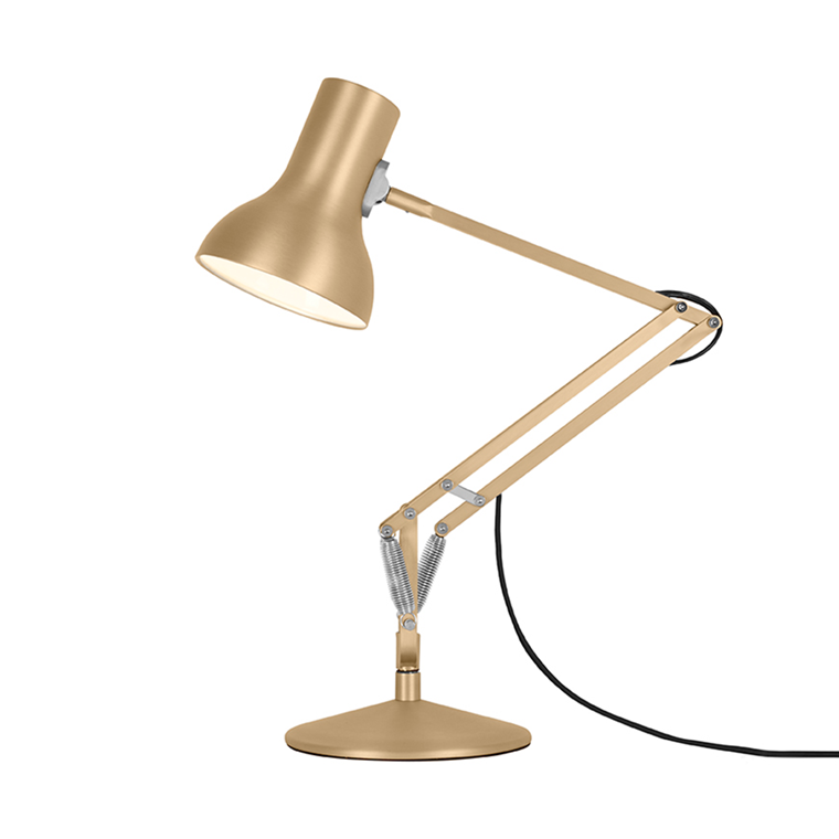 Anglepoise Type 75 ™ Mini Metallic bordlampe