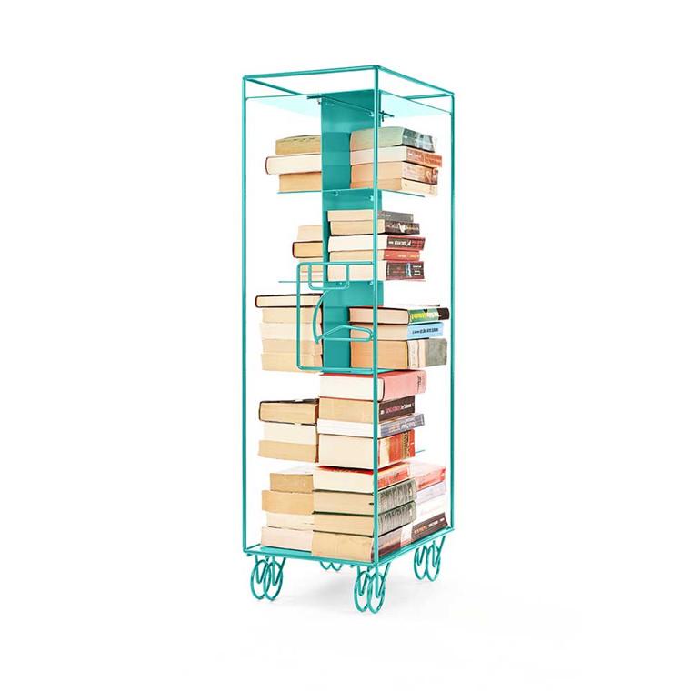 Bordbar Outline reol t/bøger